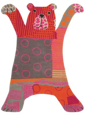 Vloerkleed kinderkamer oranje - pagina: 1
