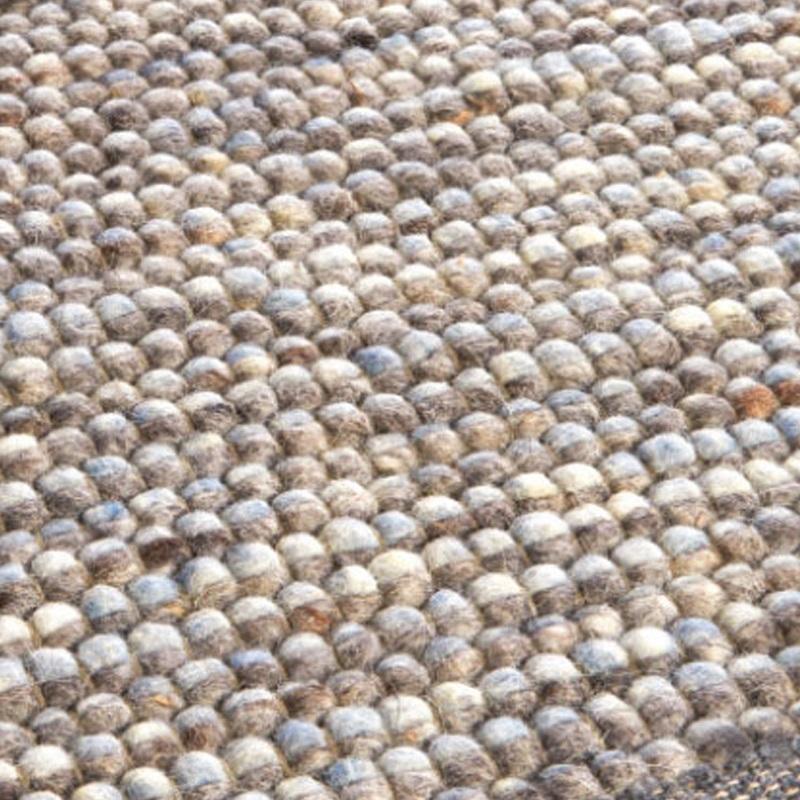 Brinker carpets clif 508 blauw grijs taupe - Taupe en grijs ...