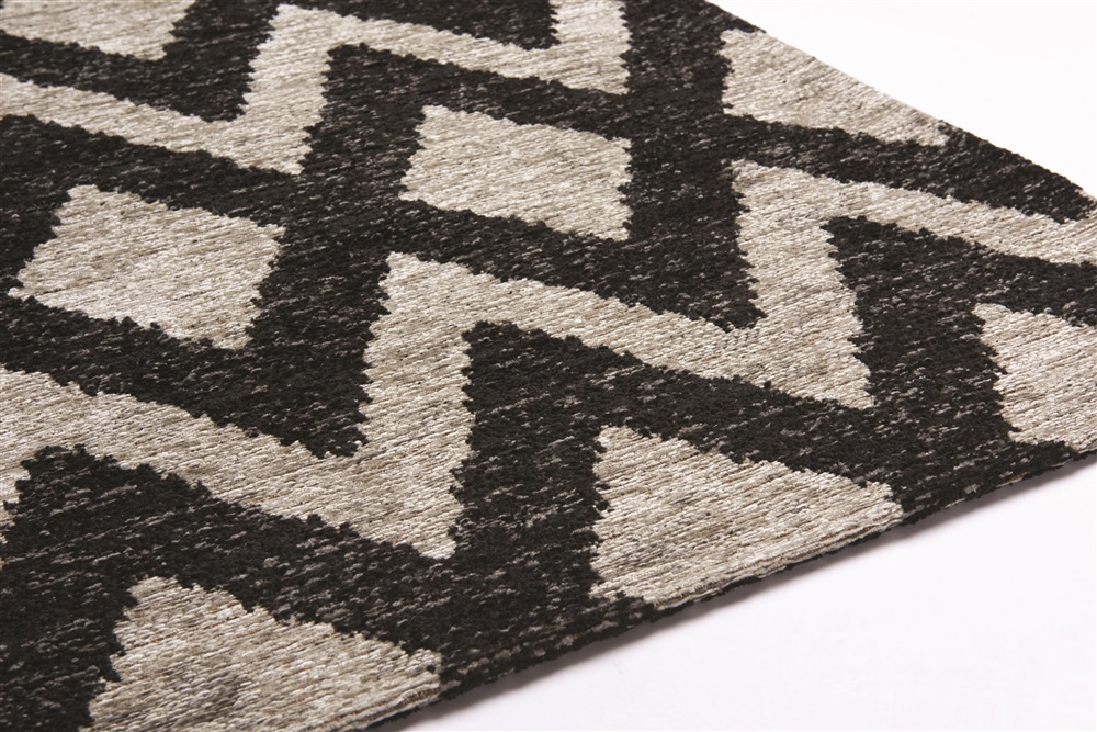 Geometrics rombu beige-black