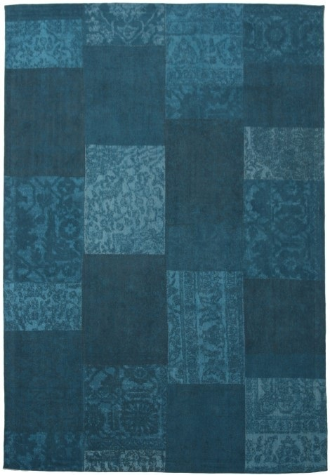 Agra Collage Blue