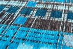 Louis de Poortere Mad Men 8411 Blue Avenue [[ gaat uit collectie ]] Blauw