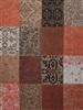 Louis de Poortere Vintage Kelim Tapijt 8375 cordoba [[ gaat uit collectie ]] Grijs, Terra