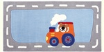 Sigikid Traffic SK-3346-01 small size [gaat uit collectie] Blauw