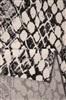 Wecom Home Snake WH-0722-01[Gaat uit collectie] Antraciet, Creme, Zwart