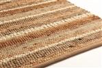 Brinker Carpets Greenland Stripes 1046 Beige, Cognac, Grijs, Ivory