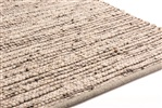 Brinker Carpets Nancy 01 Antraciet, Grijs, Ivory, Zwart