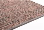 Brinker Carpets Nancy 13 Grijs, Paars, Rood, Roze
