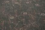 Louis de Poortere TWINKLE CUPCAKE 8524  [Laatste] Creme, Grijs, Groen, Zilver