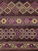 Arte Espina Intarsia 7651-38 ##[De laatste] Bruin, Groen, Paars, Taupe