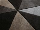 Arte Espina Logarithm 4074-67 [De laatste] Grijs, Taupe, Zwart