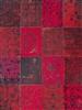 Louis de Poortere Vintage Kelim Tapijt 8014 Red Rood