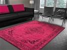 Louis de Poortere Vintage Heriz 8045 Persian Pink [[ gaat uit collectie ]] Roze