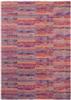 Louis de Poortere Mosaiq 8385 RedOrange flatdown [[ gaat uit collectie ]] Oranje, Paars, Rood