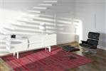 Louis de Poortere Mosaiq 8400 RedMax flatdown [de laatste ) Rood
