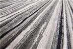 Louis de Poortere Atlantic Ocean 8630 Grey Stripes[Gaat uit de collectie] Grijs, Ivory, Zwart