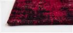 Louis de Poortere Fading World Generation  8634 Raspberry Cream[gaat uit de collectie] Antraciet, Grijs, Rood