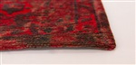 Louis de Poortere Fading World Agra Sur 8940 Grey Red[Gaat uit de collectie] Grijs, Rood