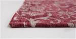 Louis de Poortere Vintage Kelim Tapijt 8985 Antwerp Red Beige, Ivory, Multicolor, Rood, Taupe