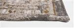 Louis de Poortere Antiquarian Ushak 8884 Suleiman grey Grijs, Multicolor