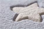 BellyButton Sternen Zelt BB 4215-01 Blauw, Ivory