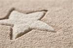 BellyButton Sternen Zelt BB 4215-03 Ivory, Zand