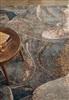 Brink & Campman Prado Hortensia 21603 Grijs, Ivory, Multicolor, Oker