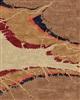 De Munk Carpets Nepal Diyo, (60 knots) Antraciet, Camel, Creme, Rood
