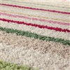 Esprit Funny Stripes - ESP-2845-03[Gaat uit de collectie] Multicolor, Wit