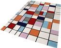Esprit Buttons Esp-4202-05[gaat uit de collectie] Blauw, Multicolor, Oranje, Roze, Taupe