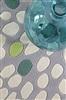 Esprit Fluttery Esp-4205-03 Creme, Grijs, Groen
