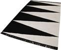 Carpets & Co Smart Triangle Go-0002-01 Beige, Creme, Zwart
