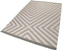 Carpets & Co Edgy Corners Go-0011-02 Beige, Creme, Taupe