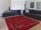 De Munk Carpets Nepal Jawan, (60 knots) Grijs, Rood, Wit