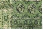 Louis de Poortere Khayma Farrago Hanging gardens 8688 [Gaat uit collectie] Groen, Zwart