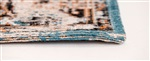 Louis de Poortere Antiquarian Heriz 8705 Seray Orange Blauw, Multicolor, Oranje, Terra