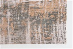 Louis de Poortere Atlantic Streaks 8717 Parsons Powder Camel, Grijs, Ivory, Taupe