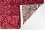 Louis de Poortere Khayma Farrago Mirage Red 8782 Rood, Zwart
