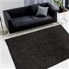 Huis Collectie LILOU ZWART vloerkleed Zwart