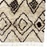De Munk Carpets Beni Ouarain MM-04 Ivory, Taupe, Zwart