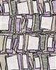 De Munk Carpets Nepal Patt. PUSTAKALAY 313, (60 knots) Grijs, Lila, Wit, Zwart