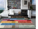 De Munk Carpets Nepal Patt. SBRK-1, (60 knots) Multicolor