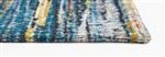 Louis de Poortere Sari 8871 Myriad Grijs, Multicolor, Oker, Rood
