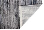 Louis de Poortere Sari 8875 Plural greys Antraciet, Blauw, Grijs, Multicolor