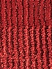 Onze Huis Collectie Structure Red [Laatste] Rood