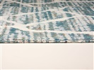 Onze Huis Collectie Taranto-22 Blauw, Multicolor