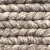 Onze Huis Collectie Criss Cross  Taupe (Home Collectie ) Taupe