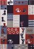 Wecom Home Hands & feed WH-0761-03[Gaat uit collectie] Blauw, Grijs, Rood, Wit