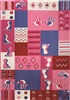 Wecom Home Hands & feed WH-0761-04[Gaat uit collectie] Blauw, Rood, Roze, Wit