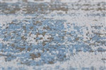 Onze Huis Collectie Newman blauw/grijs Blauw, Grijs