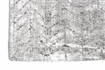 Louis de Poortere Mad Men JACOB'S LADDER 8652 black on white Antraciet, Grijs, Ivory